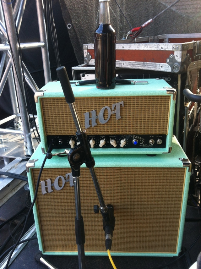 Hot Amp and Liquor